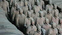 Unearthing the Terracotta Army