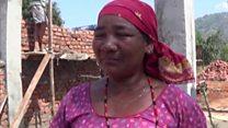 पुनर्निर्माणमा महिला श्रम