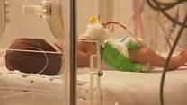 ساخت بیمارستان در بامیان با کمک های جهانی