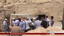 مصر کې ۳۵۰۰ کاله لرغونی قبر