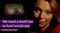 'We need a death tax to fund social care'