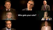 Who gets your vote?