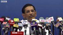 Cabinet spokesman, Min Rajitha Senarathne