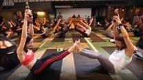 Путь к нирване при помощи йоги… и пива