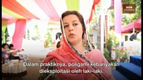 Poligami dieksploitasi oleh laki-laki, kata ulama perempuan