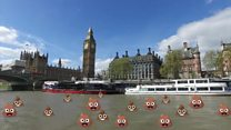 Take whiff of London's new super-sewer