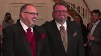 UK helps Australian gay couples marry