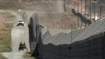 မက္ကဆီကို နယ်စပ် တံတိုင်းခတ်ဖို့ ကိစ္စ စက်တင်ဘာအထိ ရွှေ့ဆိုင်း