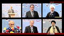 وعدههای اقتصادی نامزدهای انتخابات ریاست جمهوری ایران