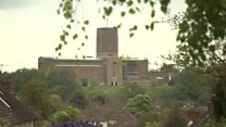 Guildford Cathedral is to stay open after all