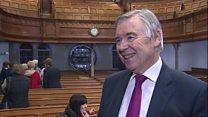 Ex-Plaid leader eyes Westminster return