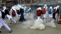 کشمیر میں سوشل میڈیا پر پابندی