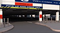 Glasgow Airport passenger drop-off now £2