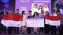 Pelajar Indonesia juarai kompetisi Microsoft dengan aplikasi pendeteksi hoaks