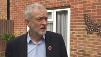 Corbyn: We need political solution to Syria