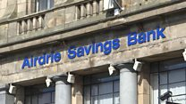 UK's Airdrie Savings Bank branches close