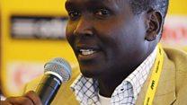 Tergat kuongoza kamati ya Olimpiki Kenya