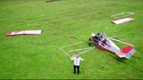 Беспилотники помогают расследовать аварии и кораблекрушения