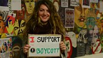 Ymchwilio i gefnogaeth mudiad boicot