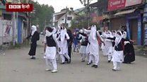 कश्मीर में भारी तनाव पर देखें युवाओं की राय