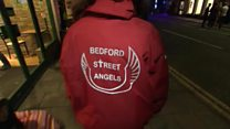 Teen's death sparked street angels