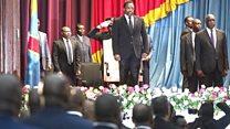 """Augustin Kabuya, porte-parole de l'UDPS, qualifie la signature d'un arrangement de """"malhonnête"""""""