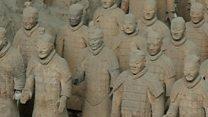 สุสานจิ๋นซีฮ่องเต้: การค้นพบอันยิ่งใหญ่ของศตวรรษที่ 20