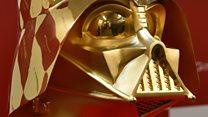 Маска за полтора миллиона: Дарта Вейдера отлили из золота