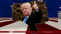 Трамп Президент болгонуна 100 күн толду