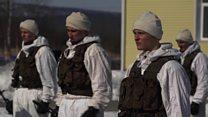 ရုရှား အာတိတ်တပ်ဖွဲ့