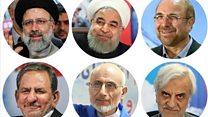 برنده اولین دور مناظرههای انتخابات ریاست جمهوری ایران چه کسی بود؟