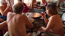 Naturists gather at Dunoon hotel