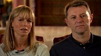 'That hope is still there', say McCanns