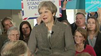 May: A vote for me, a vote for the Union