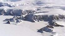 Antarctica's warm winds spell trouble