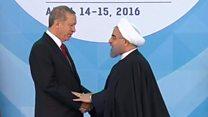نگاهی به روابط ایران و ترکیه در ریاست جمهوری روحانی