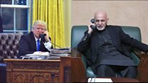 تغییر سیاست ترامپ در باره افغانستان در ۱۰۰ روز اول