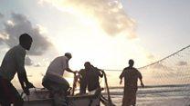 سوماليا کې سمندري غلاوې