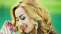 از دوسوی آمو، ترانه هایی از ماهره طاهری و آناهیتا الفت