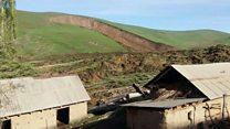 Кыргызстанда калктуу конуштарга көчкү коркунуч туудурган миңден ашык зона бар