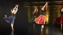 قضايا العصر في مهرجان الأردن الدولي للرقص