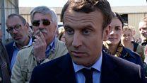 """ماكرون يطالب الاتحاد الأوروبي بالإصلاح أو مواجهة """"فريكست"""""""