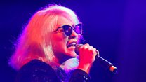 Blondie: 'Better to be an icon than a relic'
