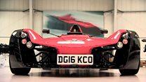 أسرع سيارة في العالم من تطويرالأخوين بريجس