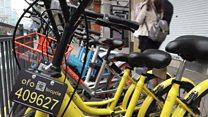 دوچرخههای اشتراکی به صنعت تولید دوچرخه در چین رونق میدهند