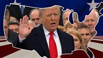 صدر ٹرمپ نے پہلے 100 دنوں میں کیا کیا؟