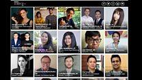 Forbes မဂ္ဂဇင်းရဲ့ ထူးချွန်သူ စာရင်းက မြန်မာ အမျိုးသမီး