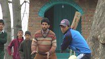 मिलिए कश्मीर की महिला क्रिकेटर रूबिया से