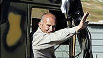 شاهد عینی، در آوریل 2005 ارتش سوریه لبنان را ترک کرد