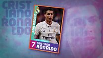 Record breaking Ronaldo